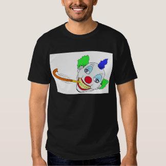 Happy Birthday Clown Tee Shirt