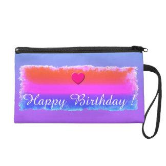 Happy Birthday Cosmetic Bag