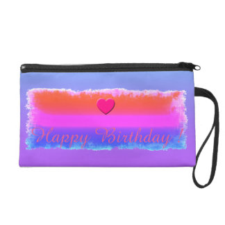 Happy Birthday Cosmetic Bag