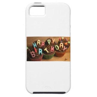 Happy Birthday Cupcakes iPhone 5 Cases