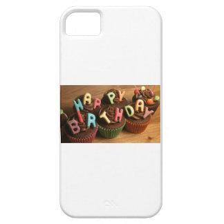 Happy Birthday Cupcakes iPhone 5 Cover