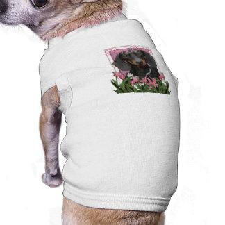 Happy Birthday - Dachshund - Winston Doggie Shirt