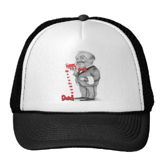Happy Birthday Dad - waiter Hat