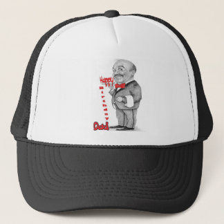 Happy Birthday Dad - waiter Trucker Hat
