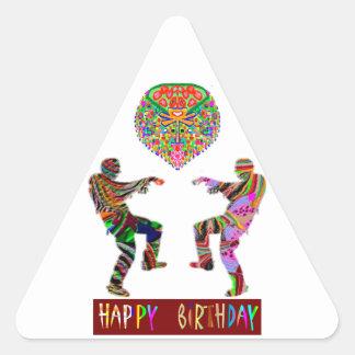 Happy Birthday Dance Sticker