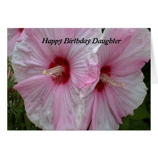 Happy Birthday Daughter Card