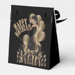 60th Birthday Favour Boxes Zazzle Co Uk