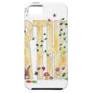 Happy Birthday -Fairy Woodland Case For The iPhone 5