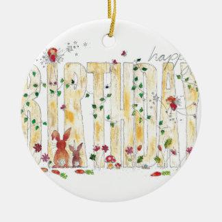 Woodland Fairy Christmas Tree Decorations Ornaments
