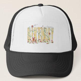Happy Birthday -Fairy Woodland Trucker Hat