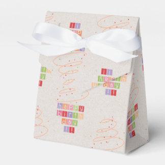 Happy Birthday Favour Box
