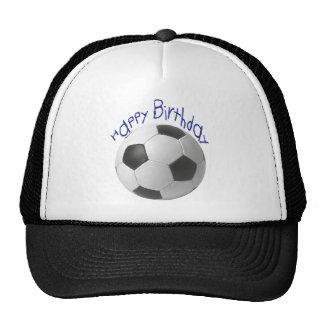 Happy Birthday Football  Gifts Cap