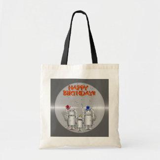 Happy Birthday from Robo-x9 & Family Bag