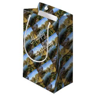 Happy Birthday gift bag - Desert springs