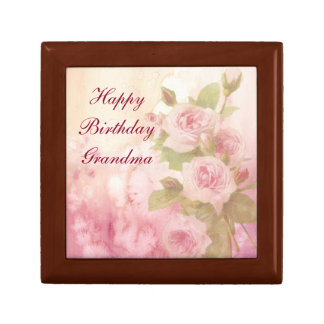 Happy Birthday Grandma Gift Box