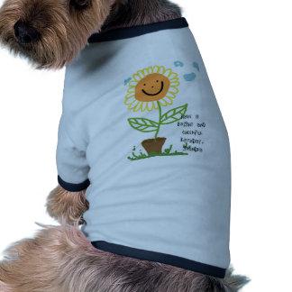 Happy Birthday Grandpa Doggie T Shirt