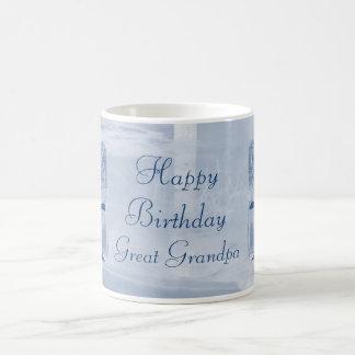 Happy Birthday Great Grandpa Mug