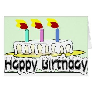 Happy Birthday! Greeting Card