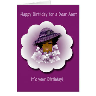 Happy Birthday Greeting Card For Aunt Rfe Ee Edb A Ae E Xvuat Byvr Jpg 324x324