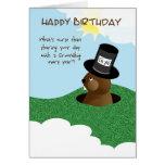 Happy Birthday Groundhog Day Feb 2nd