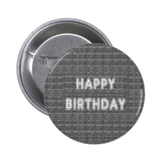 HAPPY Birthday HappyBirthday Artistist background 6 Cm Round Badge