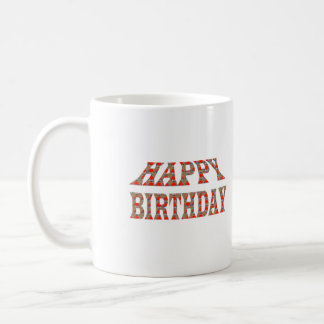 HAPPY BIRTHDAY HappyBIRTHDAY Colorful LOWPRICES Coffee Mugs