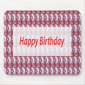 HAPPY Birthday HappyBirthday Gifts Greetings FUN Mouse Pads
