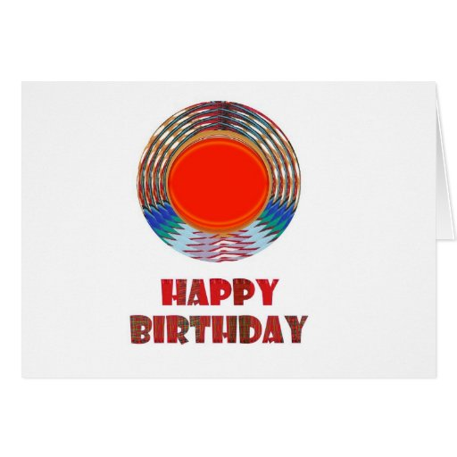HAPPY BIRTHDAY HappyBirthday TEXT n ARTISTIC BASE Greeting Cards