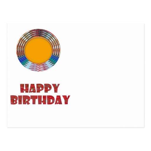 HAPPY BIRTHDAY HappyBirthday TEXT n ARTISTIC BASE Postcards
