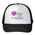 Happy Birthday In Hawaiian Hats