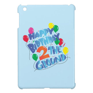 Happy Birthday iPad Mini Cover