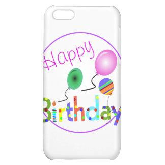 Happy Birthday iPhone 5C Cases