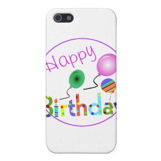 Happy Birthday Case For iPhone 5