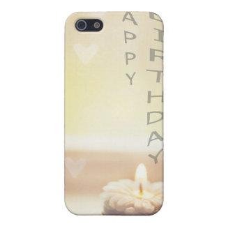 Happy Birthday iphone cover iPhone 5 Case