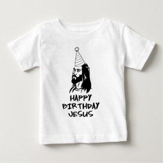 Happy Birthday Jesus Baby T-Shirt