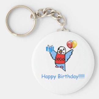 Happy Birthday! Keychains