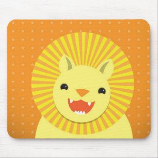 Happy Birthday LION Mouse Pad