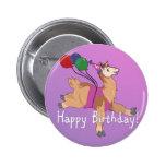 Happy Birthday Llama! Pin