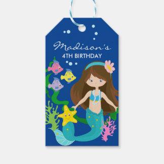 Happy Birthday Mermaid   Under The Sea