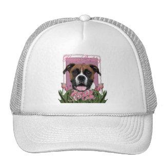 Happy Birthday Mom - Boxer - Vindy Trucker Hat