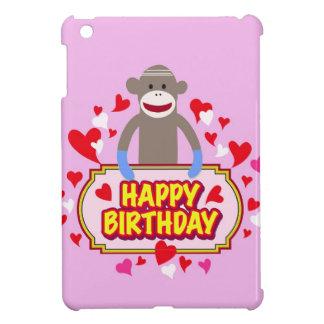 Happy Birthday Monkey iPad Mini Cases
