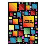 Happy Birthday Mosaic