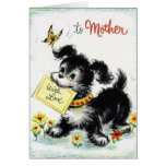 Happy Birthday - Mother Greeting Card