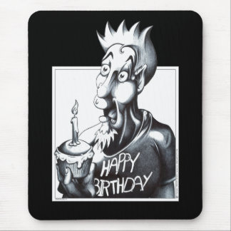 Happy Birthday Mouse Pads