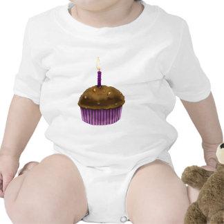 Happy Birthday Muffin Romper