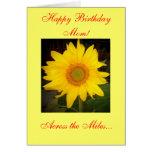Happy Birthday Mum! Across the Miles Card