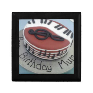 Happy birthday mum cake gift box