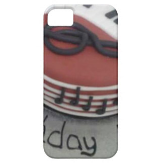 Happy birthday mum cake iPhone 5 covers
