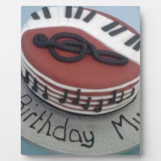 Happy birthday mum cake plaque