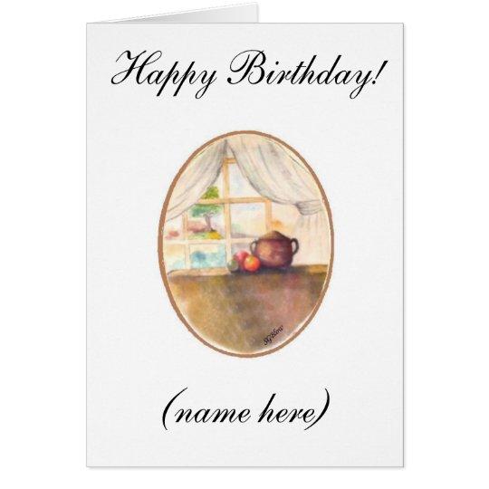 Happy Birthday!, (name here) Card